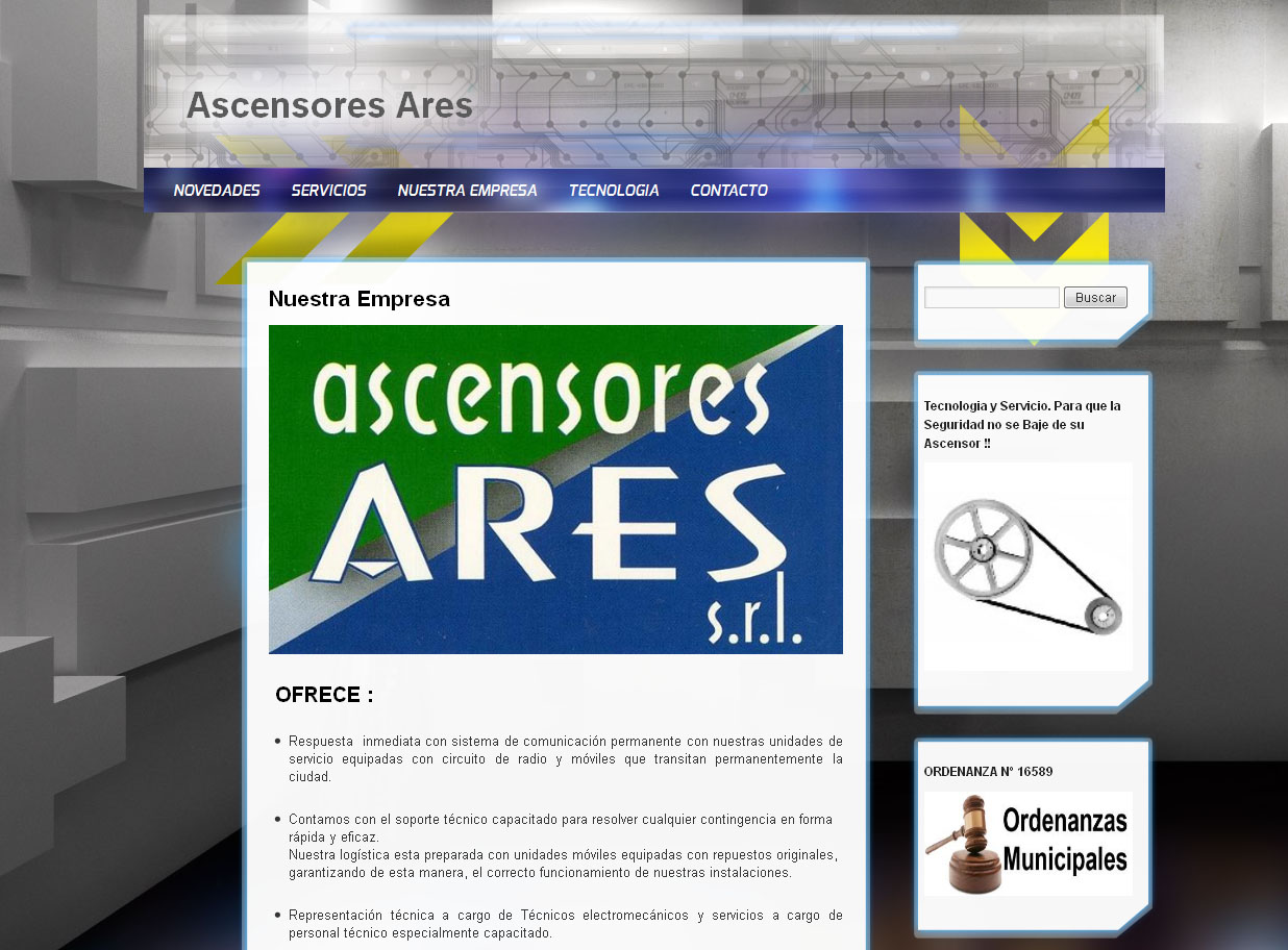 ascensoresares